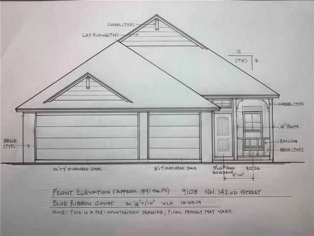 9108 NW 142nd Street, Yukon, OK 73099 (MLS #884735) :: Homestead & Co