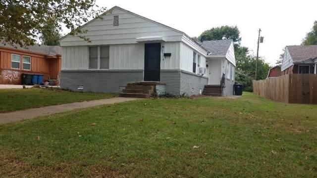 2111 Felix Place, Midwest City, OK 73110 (MLS #884868) :: Homestead & Co