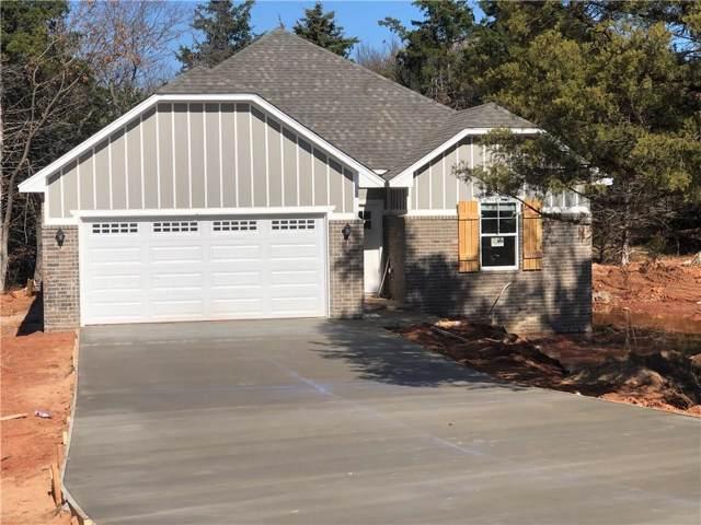 4305 Timberwolf Way, Guthrie, OK 73034 (MLS #884963) :: Homestead & Co