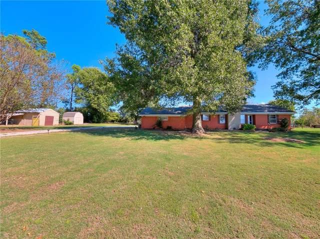 106410 S Highway 102, McLoud, OK 74851 (MLS #885100) :: Homestead & Co