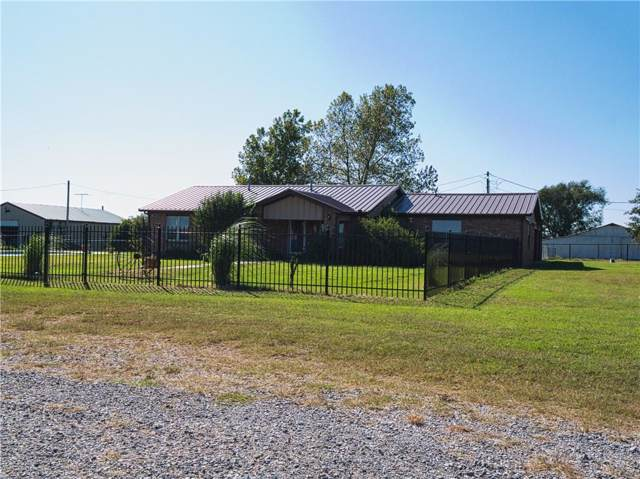 15865 State Highway 76, Lindsay, OK 73052 (MLS #885190) :: Homestead & Co