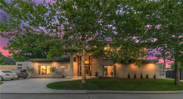 2010 Huntington Avenue, Nichols Hills, OK 73116 (MLS #885235) :: Homestead & Co