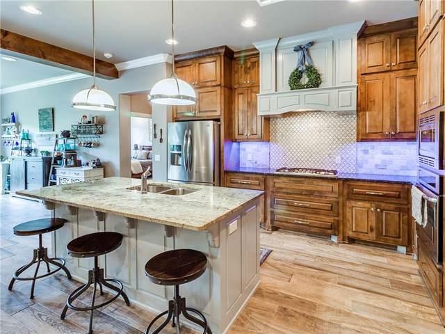 19709 N Rambling Creek Drive, Edmond, OK 73012 (MLS #885256) :: Homestead & Co
