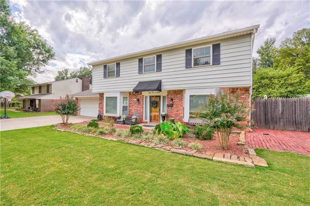 3507 N Windsor Avenue, Oklahoma City, OK 73122 (MLS #885261) :: Homestead & Co