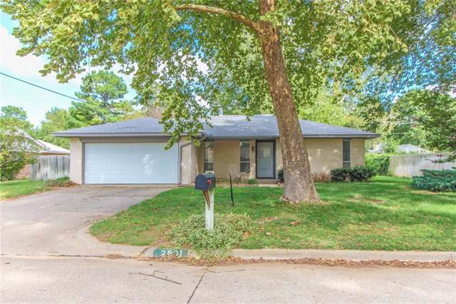 2601 Boxwood Avenue, Norman, OK 73072 (MLS #885292) :: Erhardt Group at Keller Williams Mulinix OKC