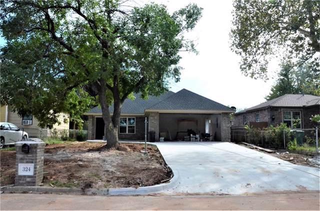 325 SE 52nd Street, Oklahoma City, OK 73129 (MLS #885359) :: Homestead & Co