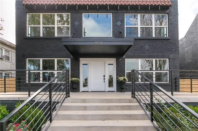 804 NW 23rd Street #2, Oklahoma City, OK 73106 (MLS #885692) :: Homestead & Co