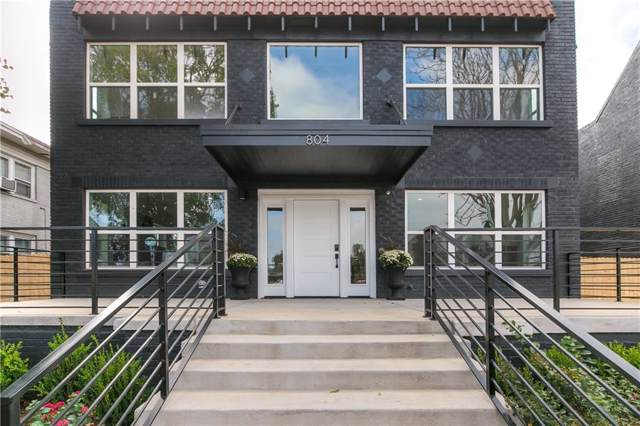 804 NW 23rd Street #4, Oklahoma City, OK 73106 (MLS #885697) :: Homestead & Co