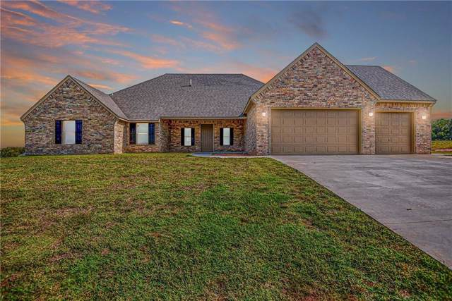 978 Wild Rye Court, Blanchard, OK 73010 (MLS #885926) :: Homestead & Co