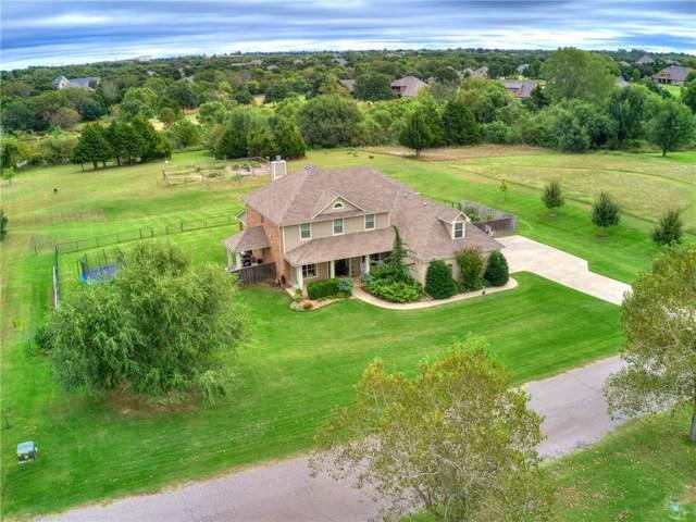 7450 Falcon Ridge, Edmond, OK 73034 (MLS #886085) :: Homestead & Co