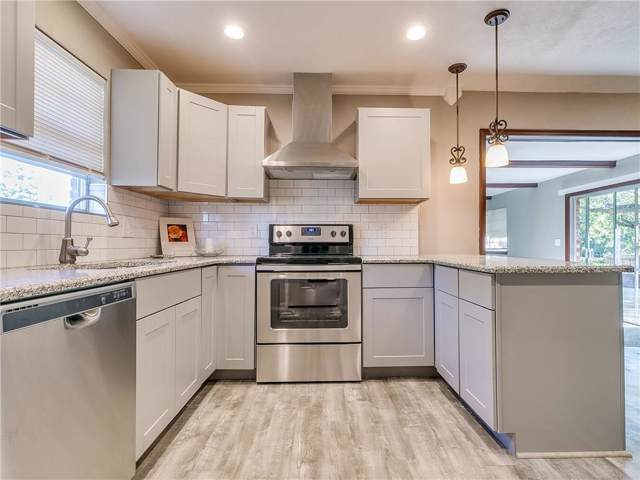 3432 N Glenoaks Drive, Midwest City, OK 73110 (MLS #886371) :: Homestead & Co
