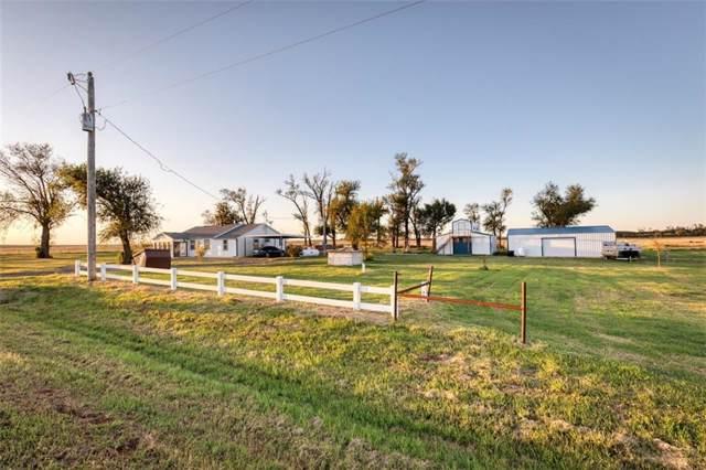 20325 E 1120 Road, Elk City, OK 73644 (MLS #886519) :: Erhardt Group at Keller Williams Mulinix OKC