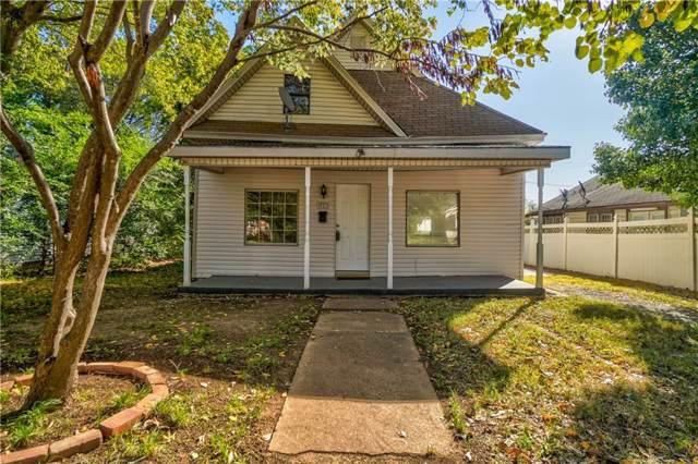 903 N Mckinley Avenue, Shawnee, OK 74801 (MLS #886641) :: Homestead & Co