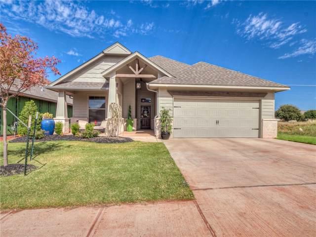 721 NW 192nd Terrace, Edmond, OK 73012 (MLS #886720) :: KING Real Estate Group