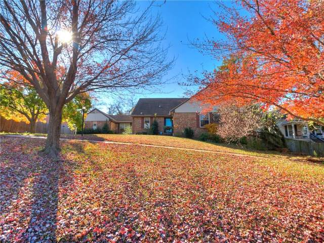 217 W 7th Street, Chandler, OK 74834 (MLS #886818) :: Homestead & Co