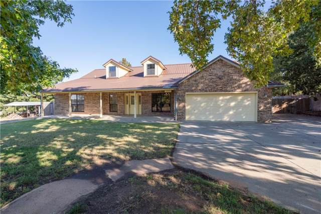14953 SE 10th Street, Choctaw, OK 73020 (MLS #886851) :: KING Real Estate Group