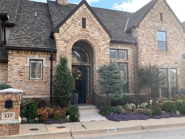 337 Millbrook Drive, Norman, OK 73072 (MLS #886879) :: Erhardt Group at Keller Williams Mulinix OKC