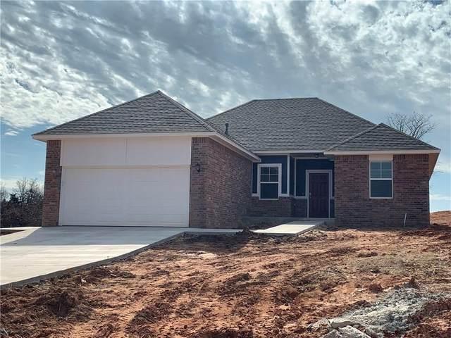 4531 Kindling Avenue, Guthrie, OK 73044 (MLS #887329) :: Homestead & Co