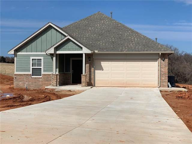 4532 Kindling Avenue, Guthrie, OK 73044 (MLS #887330) :: Homestead & Co