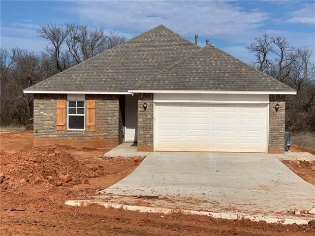 4540 Kindling Avenue, Guthrie, OK 73044 (MLS #887331) :: Homestead & Co