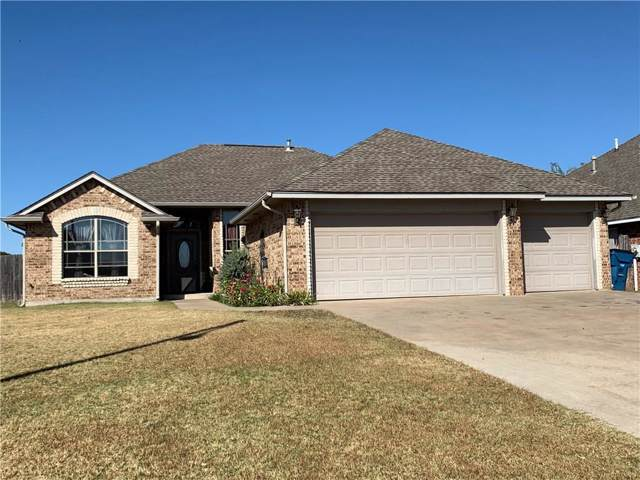 463 NE 23rd Terrace, Newcastle, OK 73065 (MLS #887412) :: Erhardt Group at Keller Williams Mulinix OKC