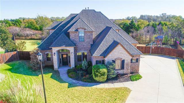 500 Man O War Court, Edmond, OK 73025 (MLS #887434) :: Homestead & Co