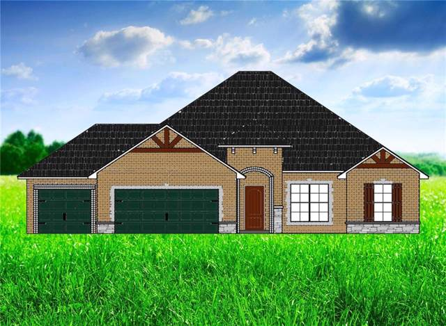 45 NW Hickory Circle, Piedmont, OK 73078 (MLS #887469) :: Homestead & Co