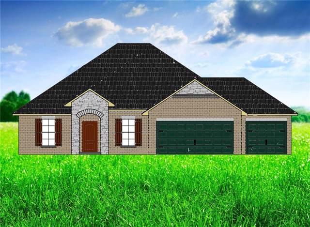 133 NW Windmill Street, Piedmont, OK 73078 (MLS #887495) :: Homestead & Co