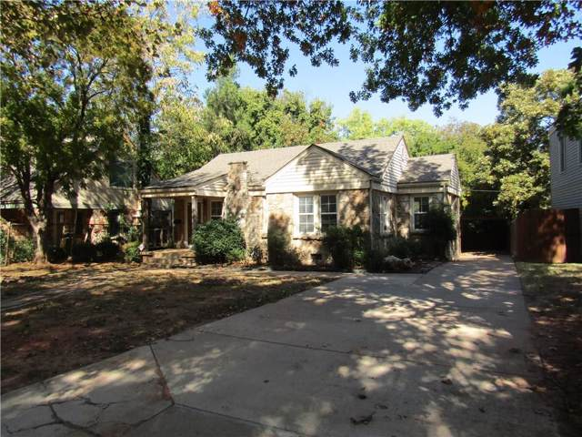 1103 Lombardy Road, Oklahoma City, OK 73118 (MLS #887650) :: Homestead & Co