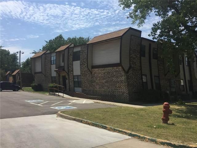 401 SE 12th Street #308, Norman, OK 73071 (MLS #888281) :: Erhardt Group at Keller Williams Mulinix OKC