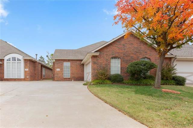 15504 Monarch Lane, Edmond, OK 73013 (MLS #888364) :: Homestead & Co