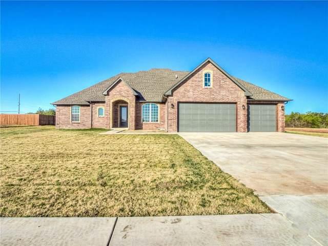12858 Meadow Ridge, Shawnee, OK 74804 (MLS #888539) :: Homestead & Co