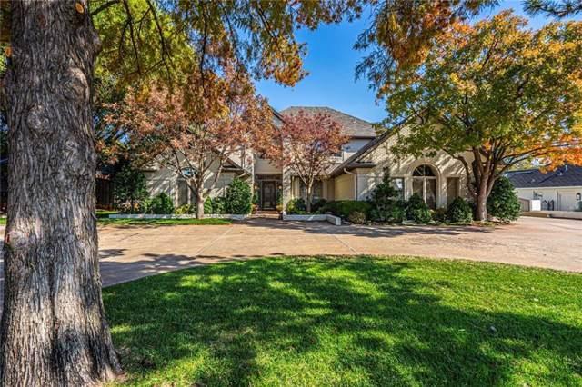1605 Westminster Place, Nichols Hills, OK 73120 (MLS #888614) :: Homestead & Co
