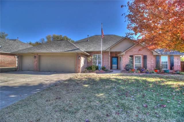 2700 Berkley Drive, Edmond, OK 73034 (MLS #888643) :: Homestead & Co