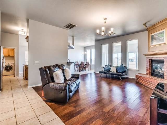 7324 N Sandlewood Drive, Oklahoma City, OK 73132 (MLS #889074) :: Keri Gray Homes