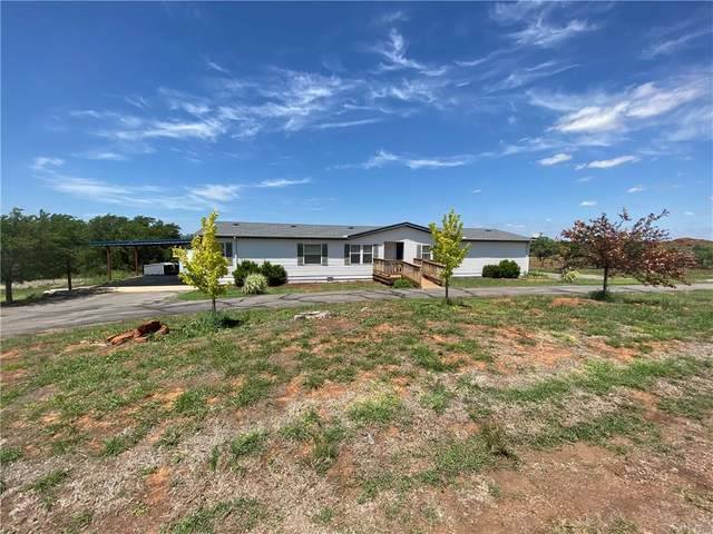 901 E Columbia Avenue, Cheyenne, OK 73628 (MLS #889193) :: Homestead & Co