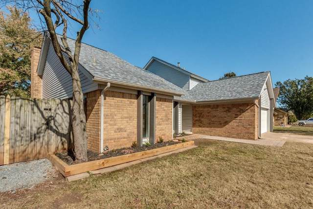 2313 Creighton Drive, Norman, OK 73071 (MLS #889195) :: Homestead & Co
