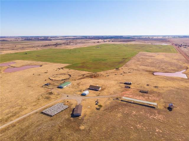 16677 W County Rd 69 Road, Crescent, OK 73028 (MLS #889267) :: Homestead & Co