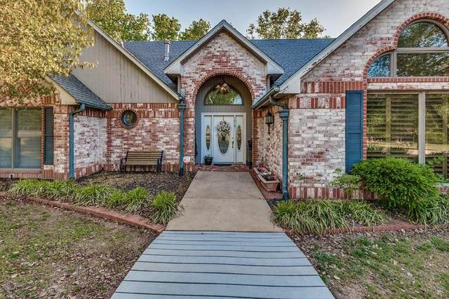 3916 S Timberline Drive, Stillwater, OK 74074 (MLS #889333) :: Homestead & Co
