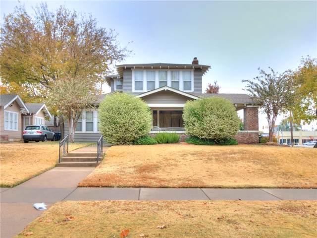 201 NW 22nd Street, Oklahoma City, OK 73103 (MLS #889383) :: Homestead & Co