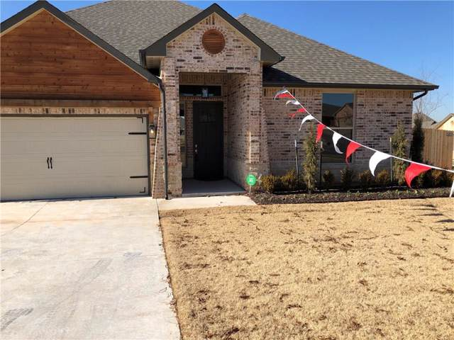 3118 Timber Shadows Drive, Norman, OK 73069 (MLS #889405) :: Homestead & Co