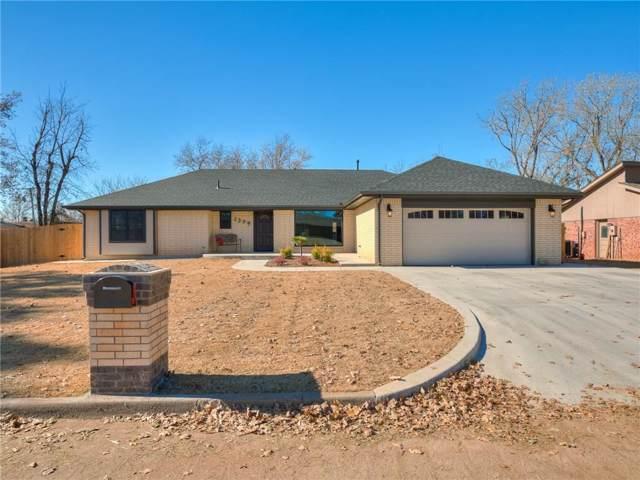 1309 N Terrace Street, Weatherford, OK 73096 (MLS #889427) :: Homestead & Co