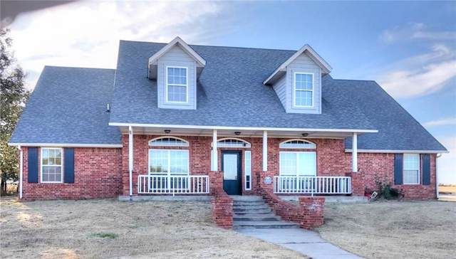 36550 Sweetwood Road, Shawnee, OK 74801 (MLS #889786) :: Homestead & Co