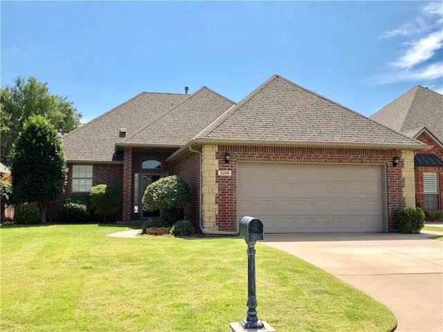 5208 NW 123rd Terrace, Oklahoma City, OK 73142 (MLS #889803) :: Homestead & Co