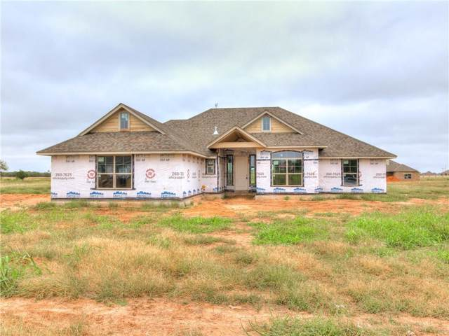 10308 Maverick Circle, Oklahoma City, OK 73169 (MLS #890147) :: KING Real Estate Group