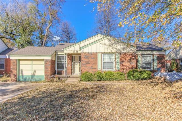 1025 Missouri Street, Norman, OK 73071 (MLS #890170) :: Homestead & Co