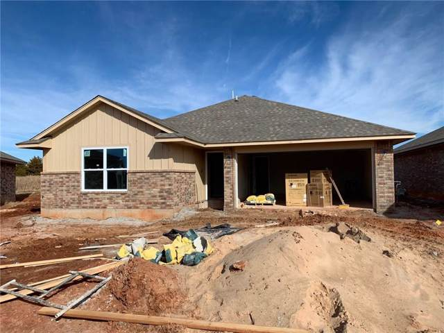 19824 Barrister Circle, Edmond, OK 73012 (MLS #890391) :: Homestead & Co