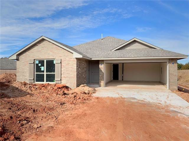 19821 Barrister Circle, Edmond, OK 73012 (MLS #890392) :: Homestead & Co