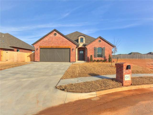 9205 NW 81 Street, Yukon, OK 73099 (MLS #890442) :: Homestead & Co