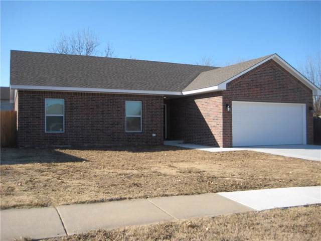 3400 Lyric St., Norman, OK 73071 (MLS #890694) :: Homestead & Co